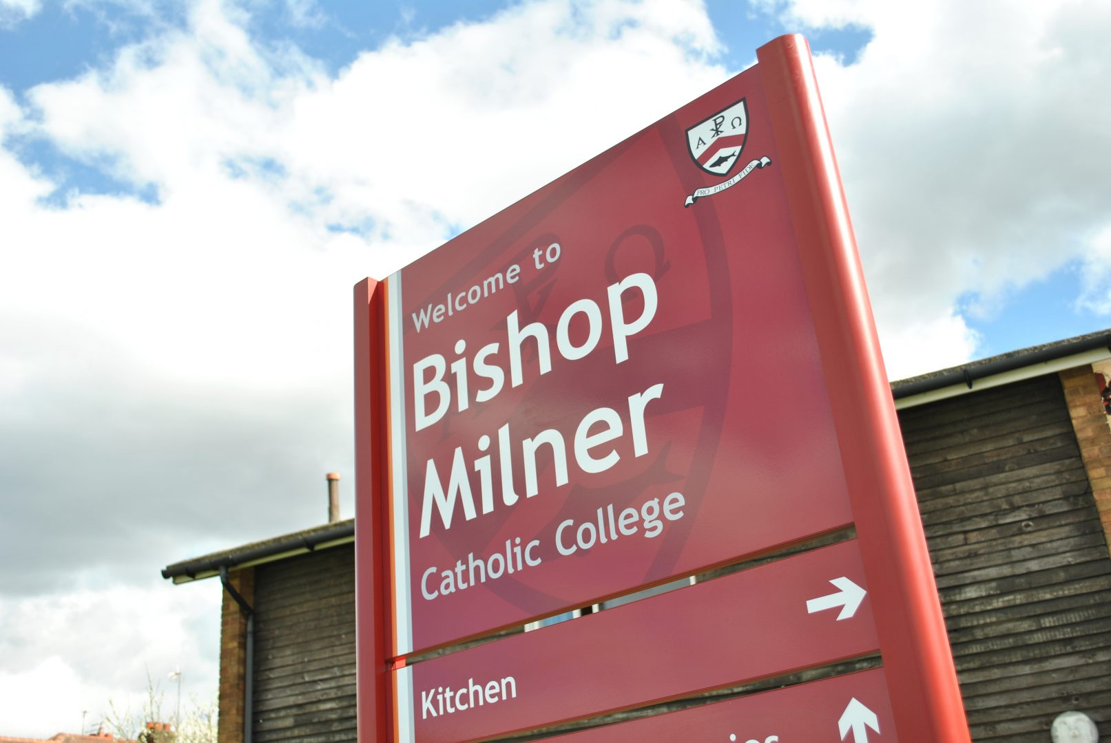 Latest News Amp Events Bishop Milner Catholic College